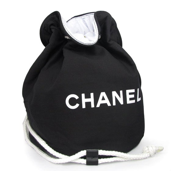 Image of SALE Chanel Beaute XL Duffle Bag - Chanel VIP Counter Gift With Purchase Bag - RARE