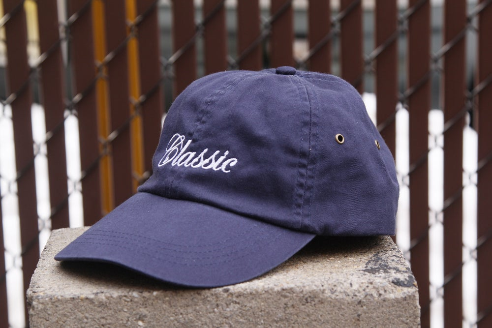 Image of Dad Hat (Navy)