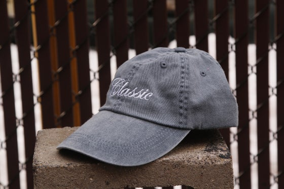 Image of Dad Hat (denim)