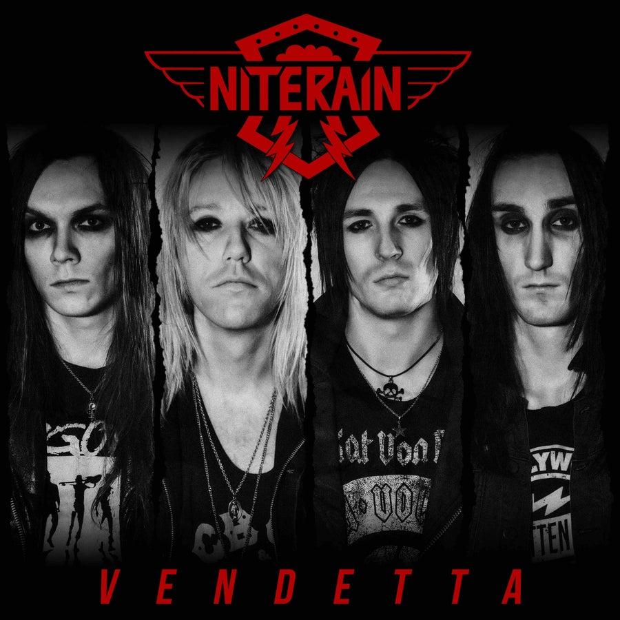Image of Vendetta CD