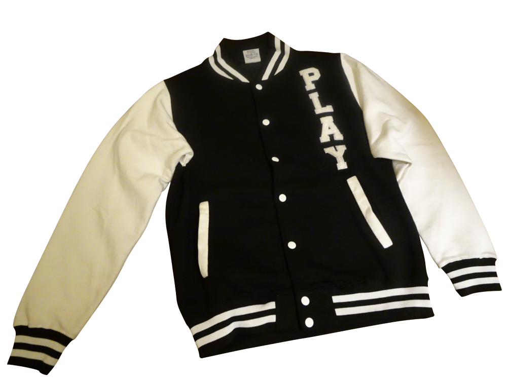 Image of PLAY Varsity Jacket