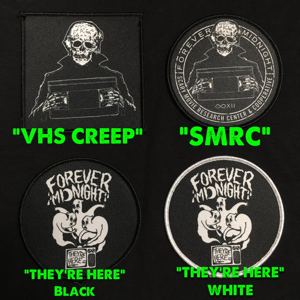 Image of ASSORTED PATCHES 1