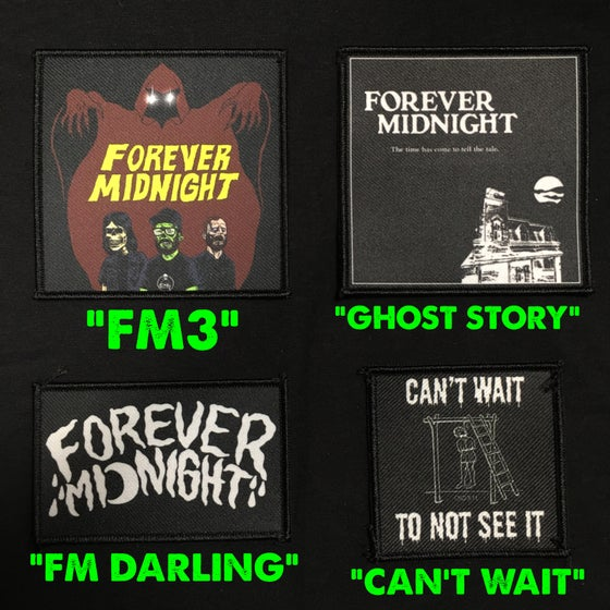 Image of ASSORTED PATCHES 2
