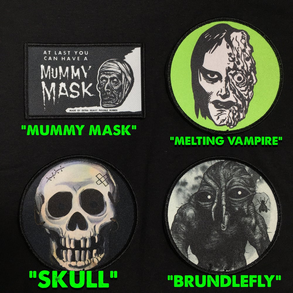 Image of ASSORTED PATCHES 6