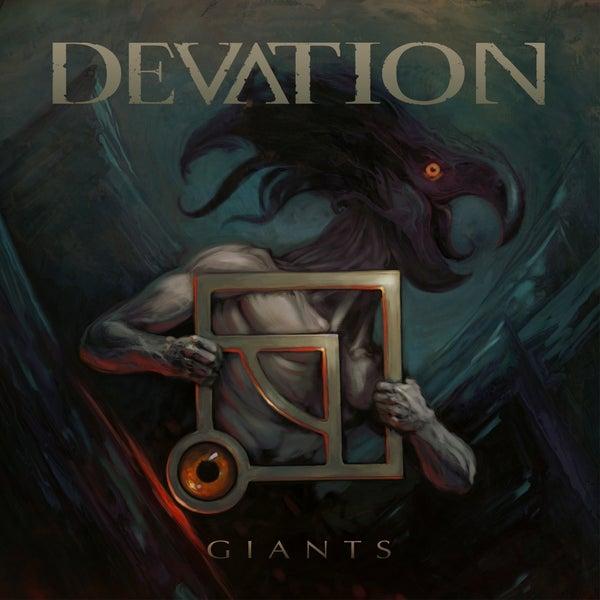 Image of Devation - Giants (2017) CD DIGIPAK