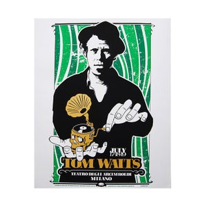 Image of TOM WAITS - Second Edition