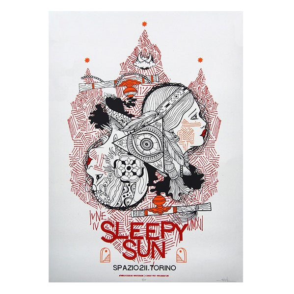 Image of SLEEPY SUN - Live in TORINO