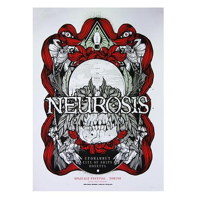 Image of NEUROSIS - Torino 2011