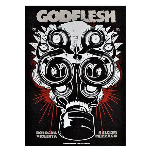 Image of GODFLESH - Milano 2013