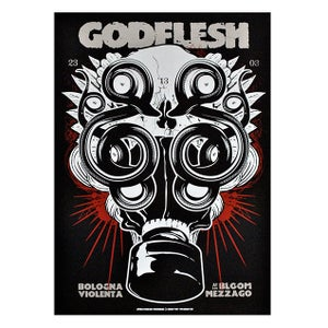 Image of GODFLESH - Milano 2013