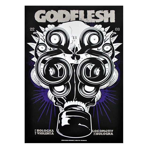 Image of GODFLESH - Bologna 2013