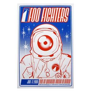Image of FOO FIGHTERS - Berlin 2008