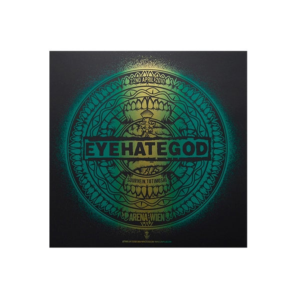 Image of EYEHATEGOD - Special Edition