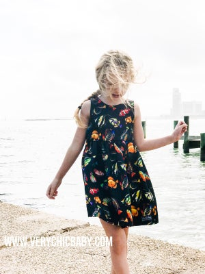 Image of Fishy Fishy Dress