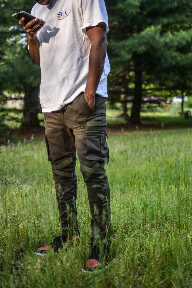 Image of Army Green Special Force Tactical Cargo Pants *Black Friday*