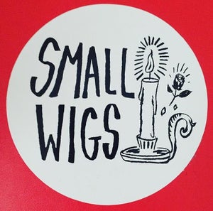 Image of SMALL WIGS STICKER