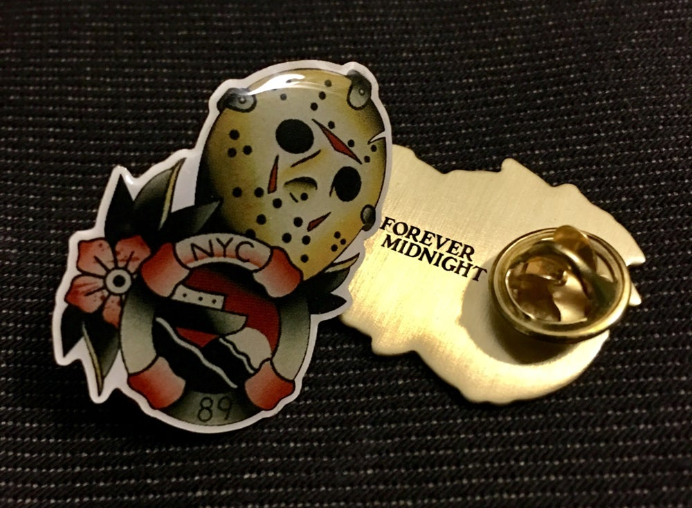 "Image of ""NYC 89"" Lapel Pin"