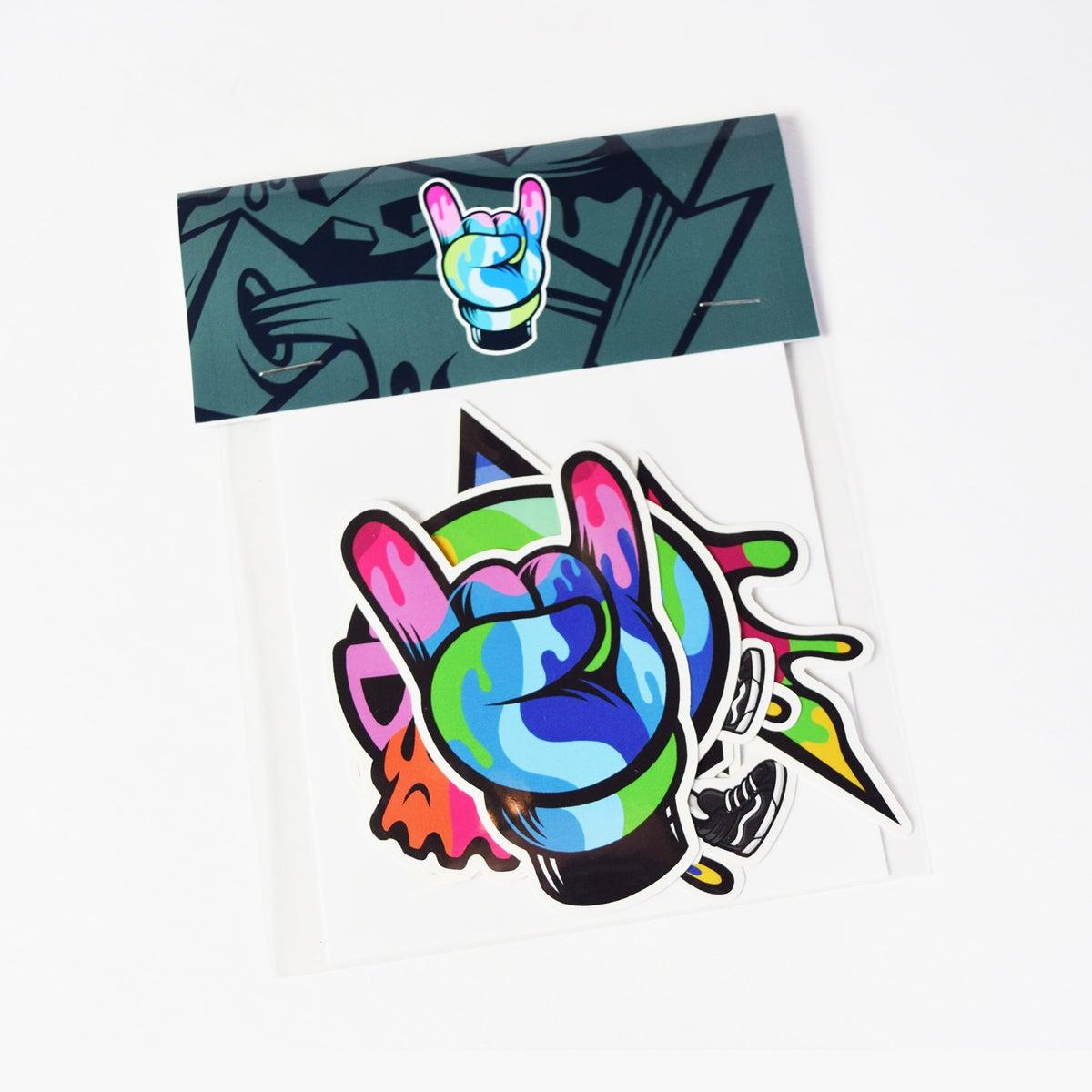 Image of MC Sticker Pack Vol. 1