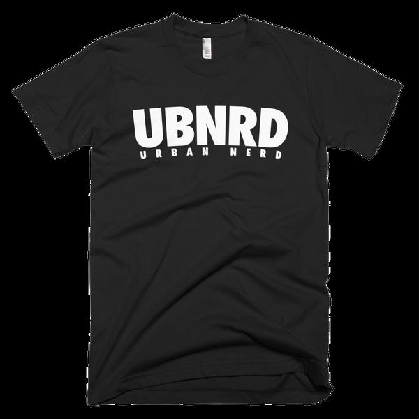 Image of Urban Nerd ™ #UBNRD HASHTAG TEE (BLACK)