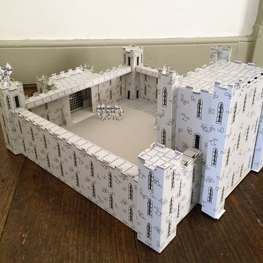 Image of Archi-Types Medieval Castle