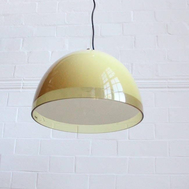 Image of iGuzzini Baobab Pendant Light C1970