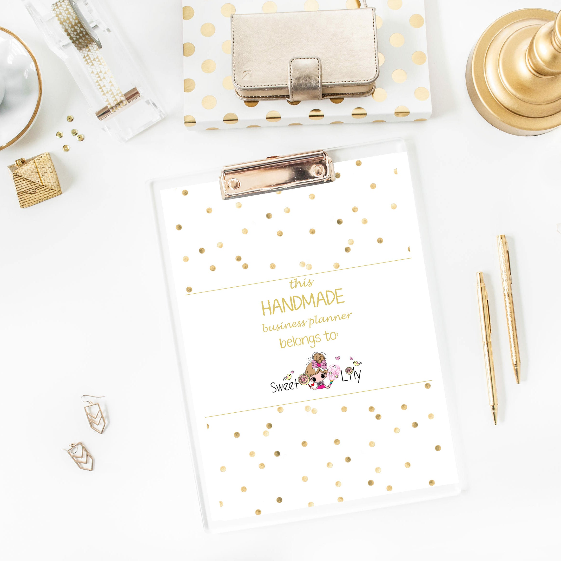 PlannerForHandmaidens — {PRINTED, POSTED & DOWNLOAD} The Ultimate ...