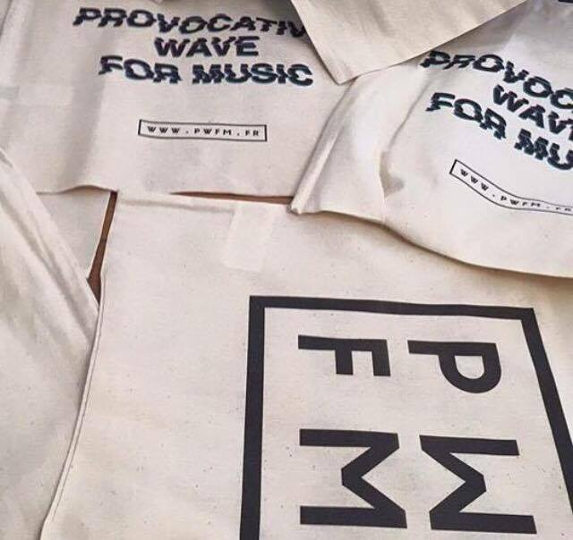 Image of Totebag PWFM
