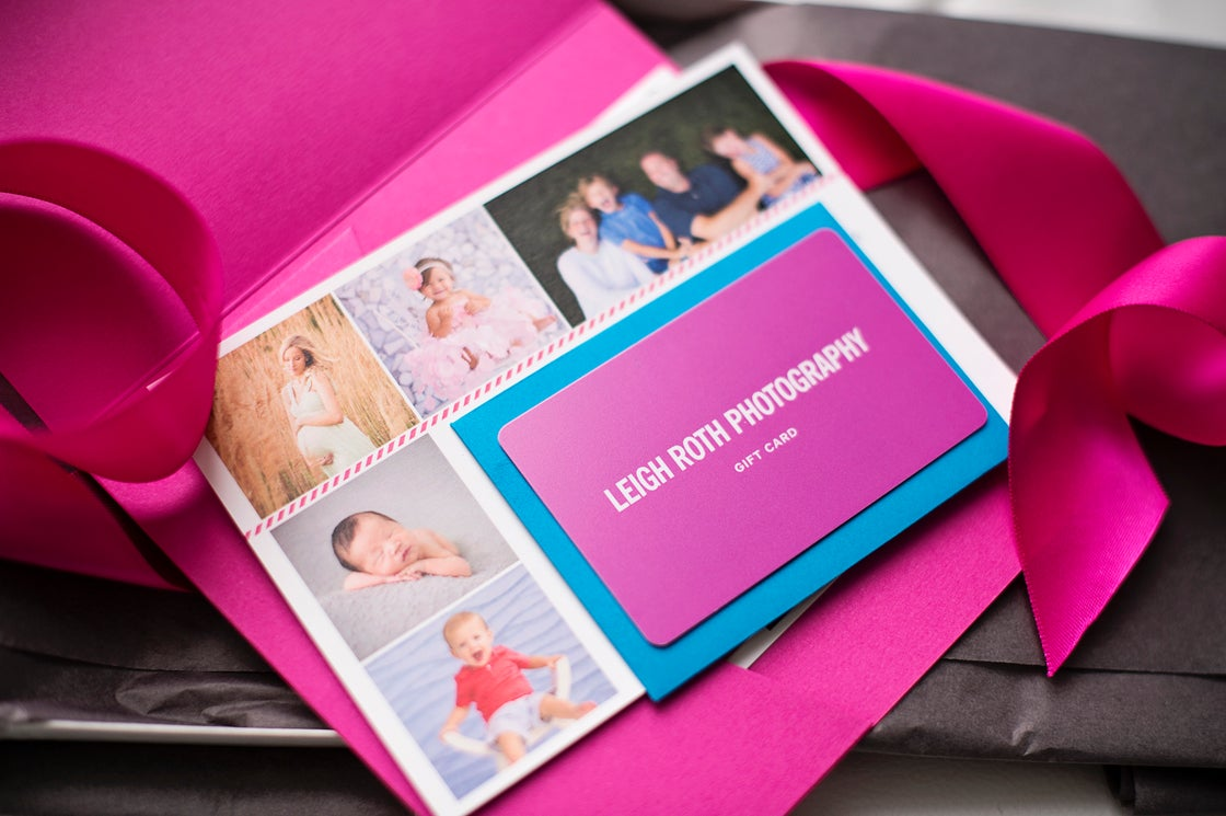 Image of BOXED Gift Certificate - Values up to $1000