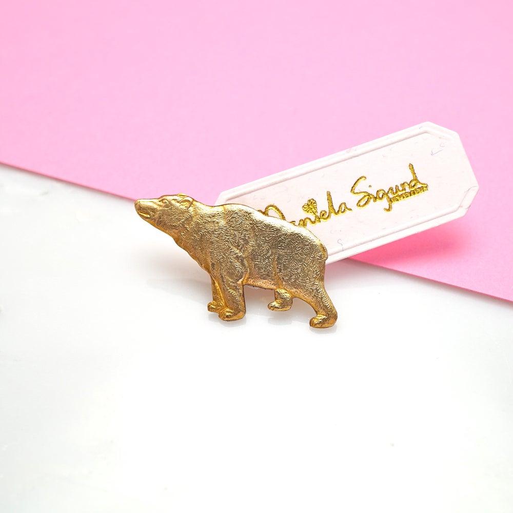 Image of Bear pin