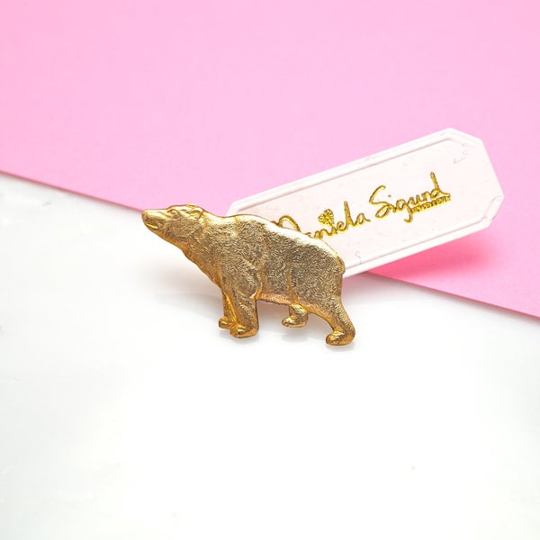 Image of Bear pin