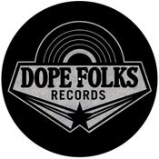 Image of DOPE FOLKS RECORDS DJ SLIPMATS (2 slipmats)