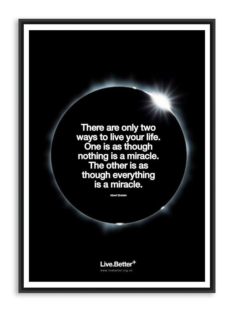 Image of Einstein Quote