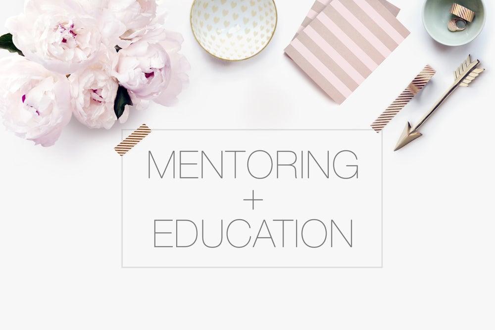 Image of Mentoring - EDITING + PORTFOLIO REVIEW
