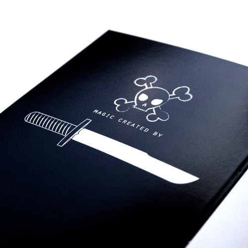 Image of Spell Notebook