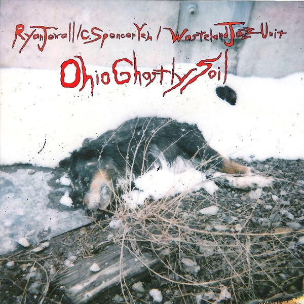 "Image of Ryan Jewell / C. Spencer Yeh / Wasteland Jazz Unit - ""Ohio Ghastly Soil"" lim. CDR - DS004"