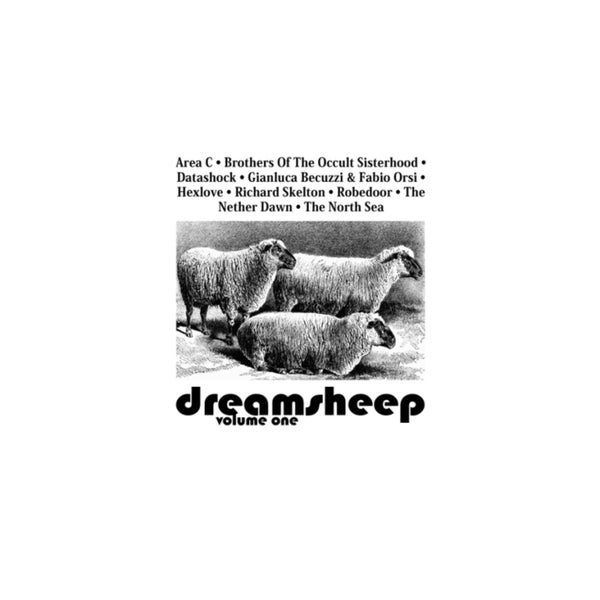 """Image of Various Artists - """"Dreamsheep (Volume One)"""" lim. CDR - DS001"""