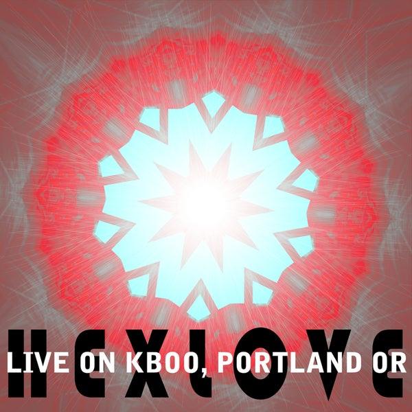 "Image of Hexlove - ""Live On KBOO, Portland OR"" lim. CDR - DS006b"