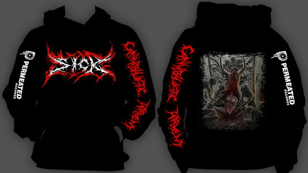Image of SICK - CANNIBALISTIC TORMENT - Hoody