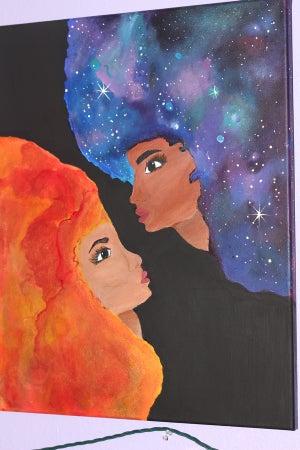 Image of Inverse Women Print