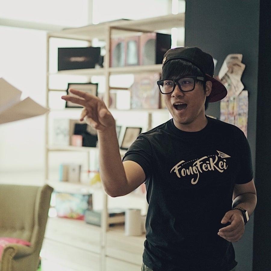 Image of Fong Fei Kei Unisex Statement Tee