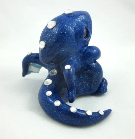 Image of Blue Crystal Dragon