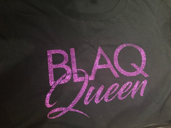 Image of BLAQ QUEEN PURPLE