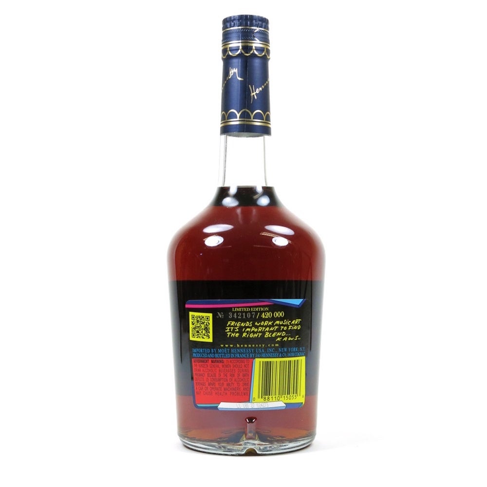 Image of Hennessy VS x KAWS Very Special Edition Cognac
