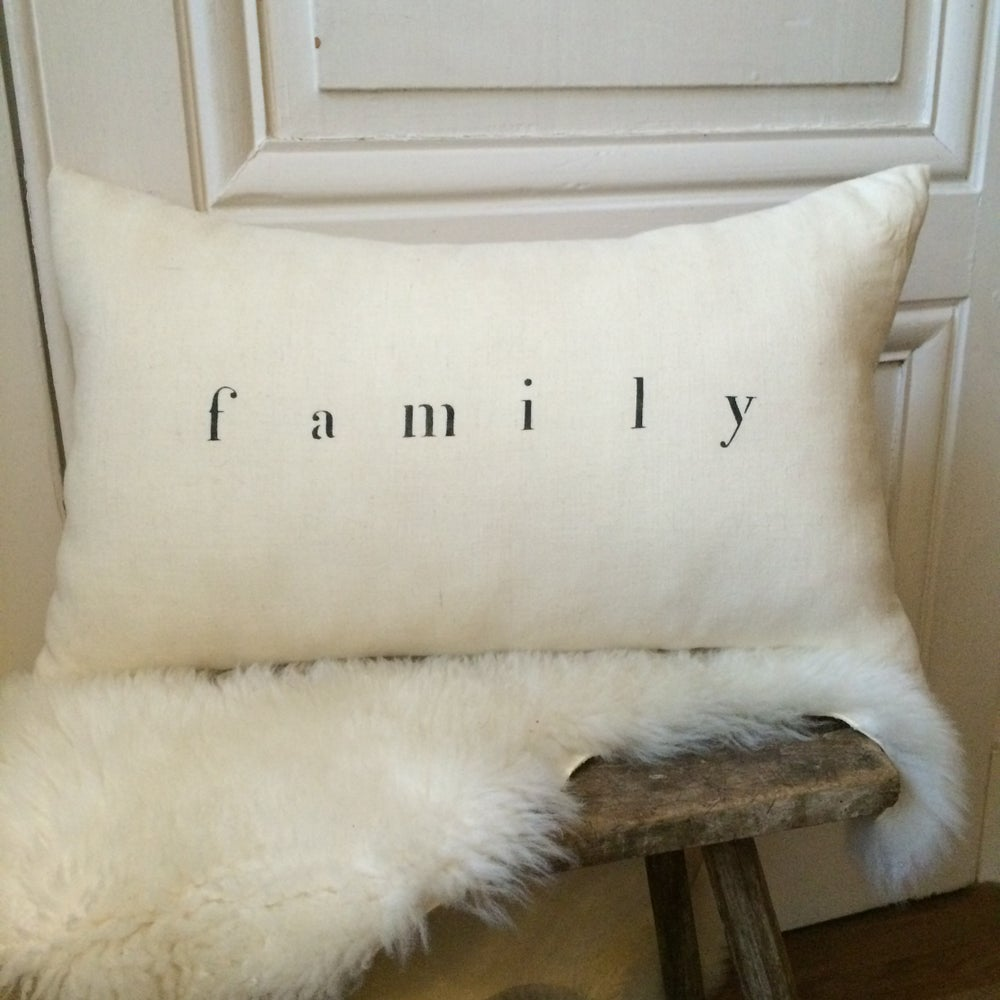 Florence bouvier coussin cru family - Florence bouvier coussins ...