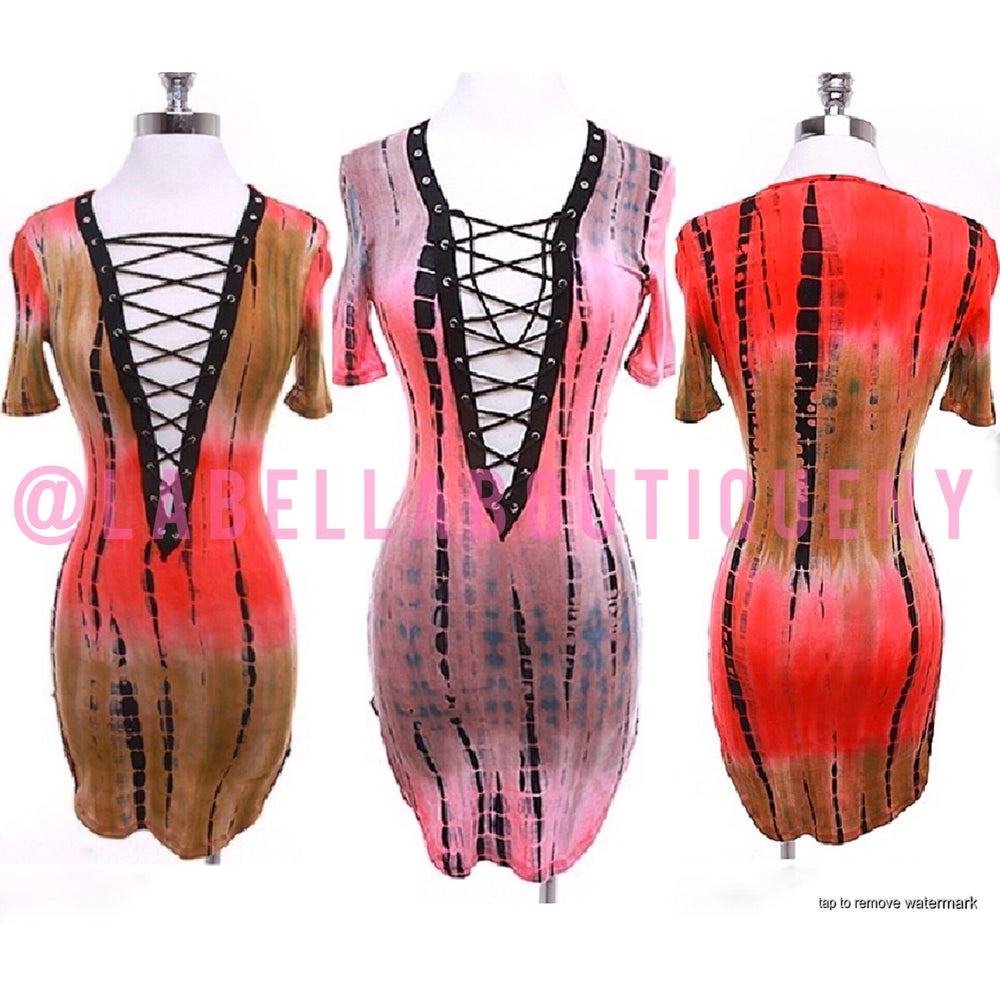 Image of BRIA DRESS