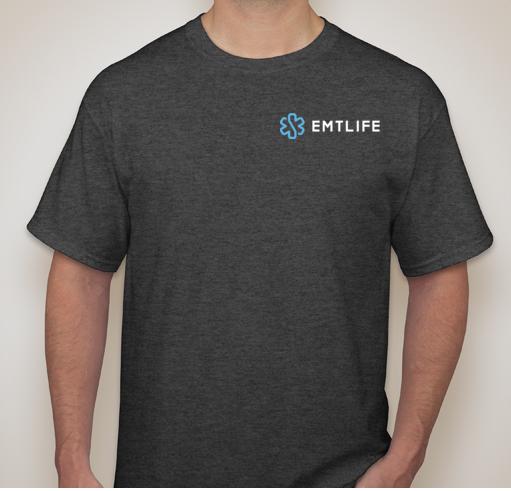 Image of Official EMTLIFE T-Shirt