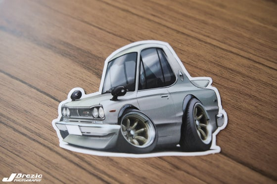 Image of Nissan Skyline GT-R Hakosuka - SLAP STICKER