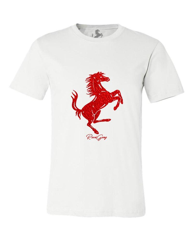 Image of RarriGang Solid T-Shirt (Big LoGo)