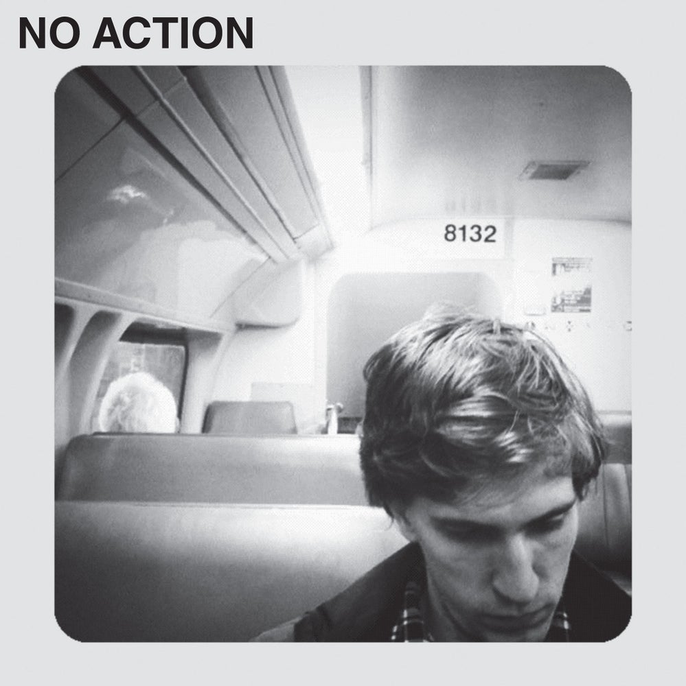 Image of No Action 'S/T' LP