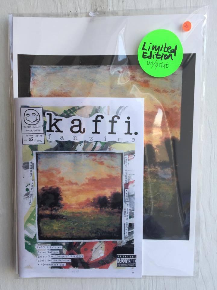 Image of kaffi fanzine Vol.#13 (2017) - Limited Edition